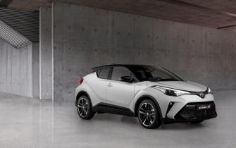 Toyota Trójmiasto C-HR