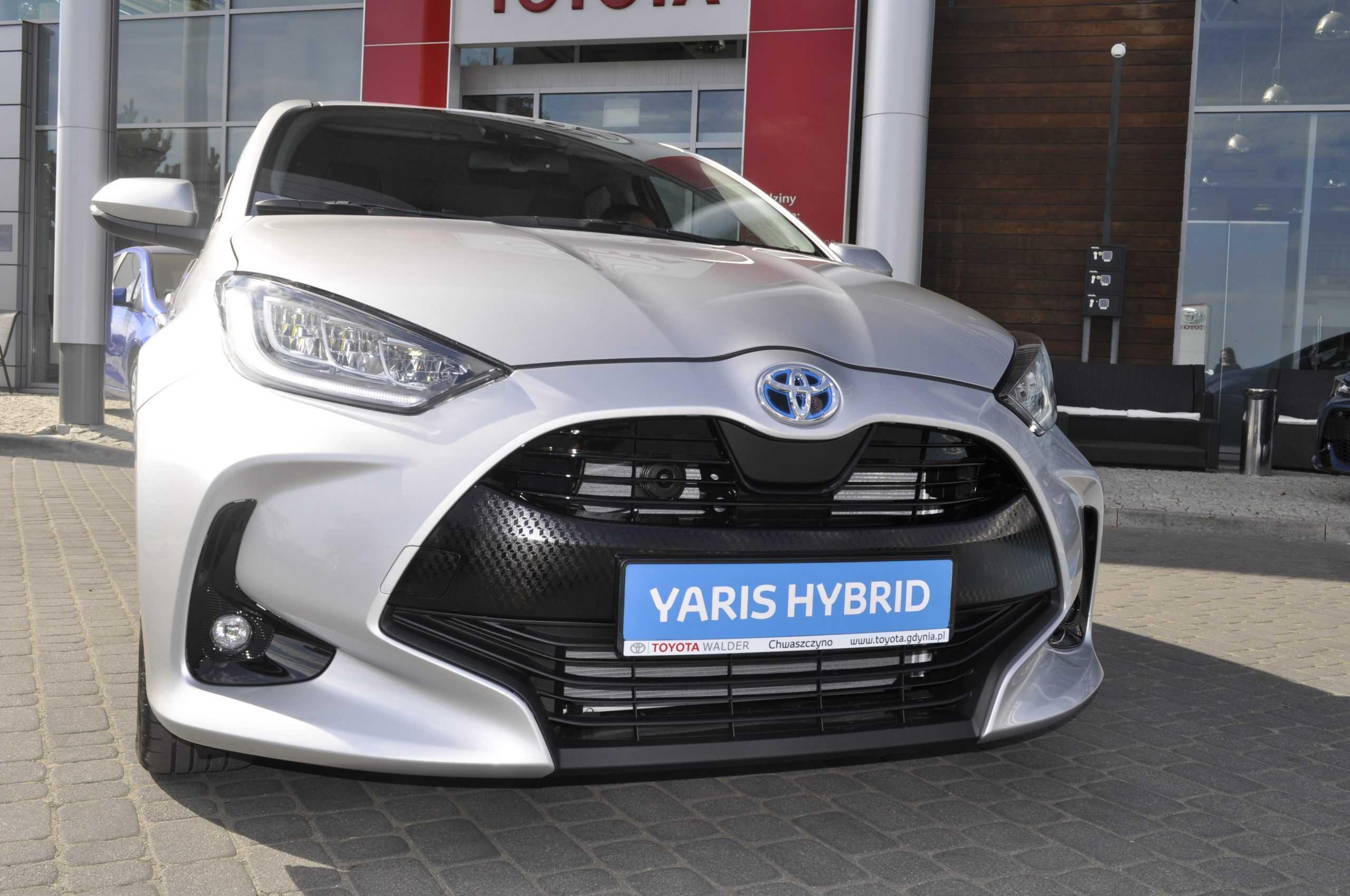 Nowa Toyota Yaris w Trójmieście