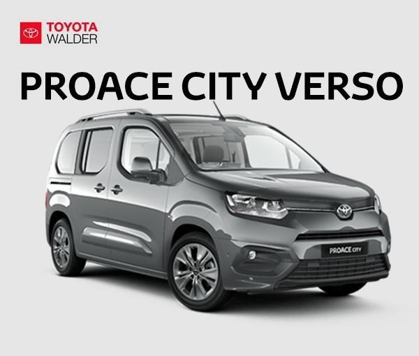 samochody dostawcze Toyota