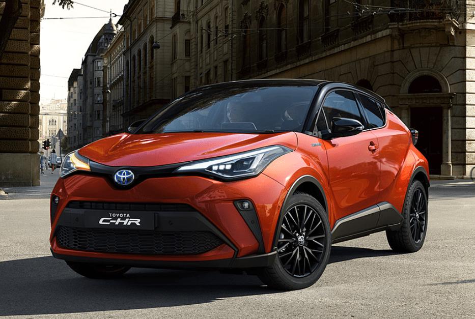 Toyota CHR Gdańsk