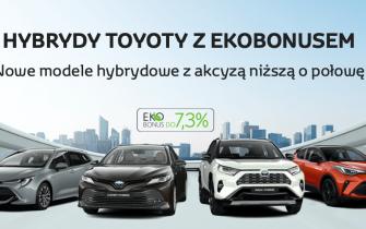 Toyota gdańsk hybryda